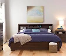 king platform beds frames ebay