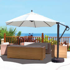Offset Patio Umbrella Cover Patio Armor Offset Umbrella Cover The Ideal Offset Patio