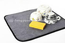 kitchen drying mat microfiber dish drying mat buy microfiber dish drying mat