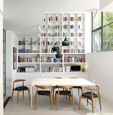 Ikea Billy Bookcase Extra Shelves House Bloomsbury By Stiff And Trevillion Homeadore
