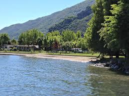 Lake Cuomo Italy Map by A Beach In Gravedona Lake Como Spiaggia A Gravedona Lago Di