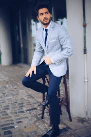 light blue jacket mens how to wear a light blue plaid blazer with blue chinos men s fashion