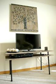 diy simple tv stand diy inspirational home decorating unique at