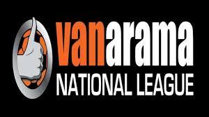 vanarama national league table vanarama national league february manager player of the month