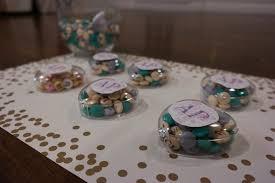 purple wedding favors wedding favors by my m ms aisle