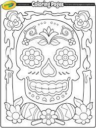 los muertos coloring book