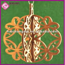 laser cut 3d wood for tree hanging ornament buy