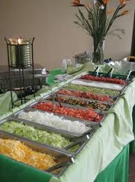 Buffet Style Dinner Party Menu Ideas by Super Bowl Nacho Bar Recipe Bar People And Recipes