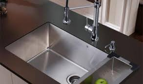 kitchen sink and faucet combinations vigo stainless steel undermount kitchen sink faucet combo set