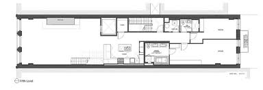 nyc apartment floor plans apartments fifth level floor plan of modern apartment building in
