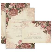 vintage invitations vintage wedding invitations s bridal bargains