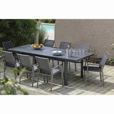 table cuisine leroy merlin table aluminium de jardin bache protection salon de jardin