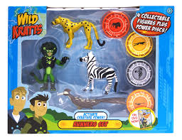 the official pbs kids shop wild kratts creature power 4 pack