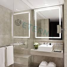 salon mirrors with lights eterna hair beauty salon modern dressing table with lighted mirror