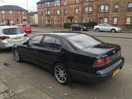 used lexus for sale glasgow lexus gs300 gs 300 mk1 classic in knightswood glasgow gumtree