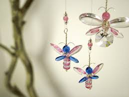 Pink Butterfly Fairy Lights by Fairy Mobile Kids Gift Ideas Pink Baby Room Decor Butterfly