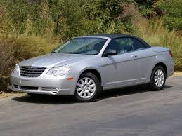 photo wallpaper chrysler sebring convertible