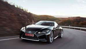 2018 lexus lc 500 new driving the 2018 lexus lc 500 in seville spain u2013 robb report