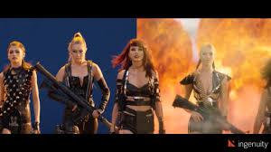 Bad Blood Video Taylor Swift
