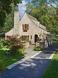 this quaint stone cottage has a welcoming old world feel with