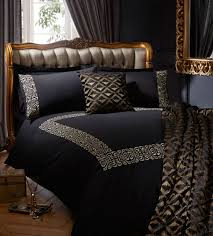 being bold with black and gold in your interiors