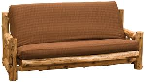 decorating tracker fabric futon cover in brown for furniture
