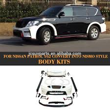 nissan patrol 2016 nismo patrol body kit patrol body kit suppliers and manufacturers at