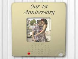 gifts for one year anniversary anniversary gift 1st anniversary gift one year anniversary