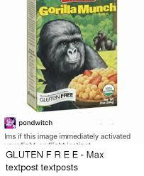 Gorilla Munch Meme - 25 best memes about gorilla munch gorilla munch memes