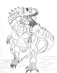 awesome dinosaur colouring pages free printables colouring pages