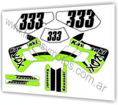 kawasaki kdx 200 modelo 94 acc para motos y cuatriciclos en