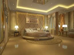 nice luxury bedrooms interior design set with additional interior
