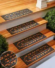 Outdoor Rubber Rugs Rubber Step Mats Ebay