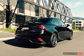 lexus is300h cvt lexus is 300h f sport track test can you have fun in a hybrid