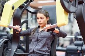 what is a hammer strength chest press livestrong com