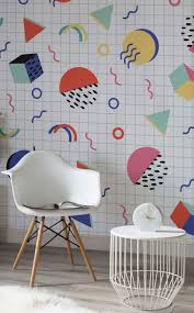 80s wallpaper wonderful and daring decor for the brave pitter