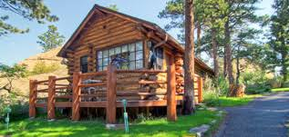 Barn Rentals Colorado Estes Park Colorado Lodging Black Canyon Inn Condos And Log