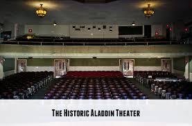 faq aladdin theater