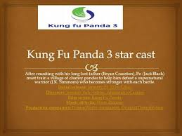 presentation lessons kung fu panda authorstream