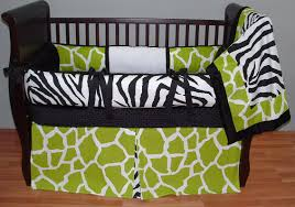 Black And Green Crib Bedding by Baby Nursery Fascinating Baby Bedroom Decoration With Rectangular