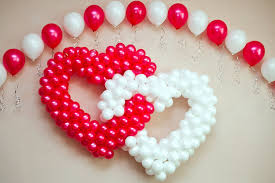 Balloon Decoration At Home Valentine U0027s Day Top 5 Creative Ways To Celebrate With Balloons In