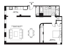 emejing one bedroom apartment floor plans ideas decorating