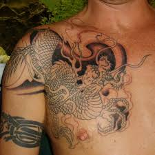 16 best 3d tattoo designs for men images on pinterest amazing