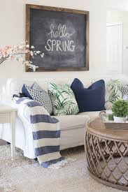 spring decorations for the home lovely spring living room decorating ideas with best 25 spring home