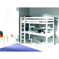 lit superpose bureau lit enfant mezzanine avec bureau lit mezzanine bureau lit superpose
