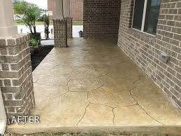 Concrete Patio Resurfacing by Pool Deck And Patio Resurfacing And Repair U2013 Cool Deck U0026 Stone