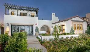 Santa Fe Style Home Plans by Artesana Modern New Homes In San Diego North County