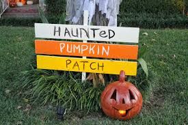 halloween mini ornaments halloween lawn decoration boo and welcome halloween yard sign yard