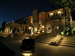 Santa Fe Home Designs Santa Fe Landscape Lighting By Artistic Illumination