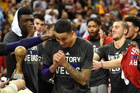Hit The Floor Kyle - the lakers think kyle kuzma can play small forward silver screen